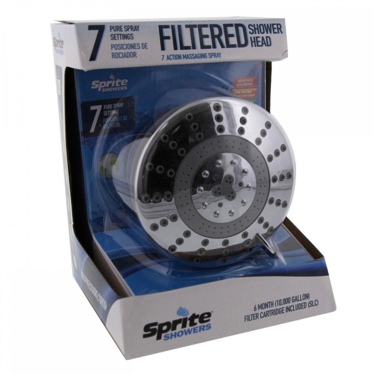 Sprite AE7-CM Shower Pure 7 Filtered Shower Head (Chrome)