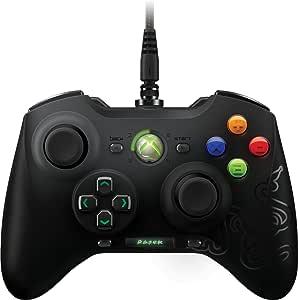 Razer Sabertooth Xbox 360 Gamepad - Mando Gaming, color negro ...