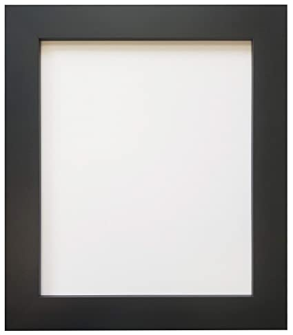 Metro Black Picture Photo Frame 40 X 30 Inch Plastic Glass Amazon