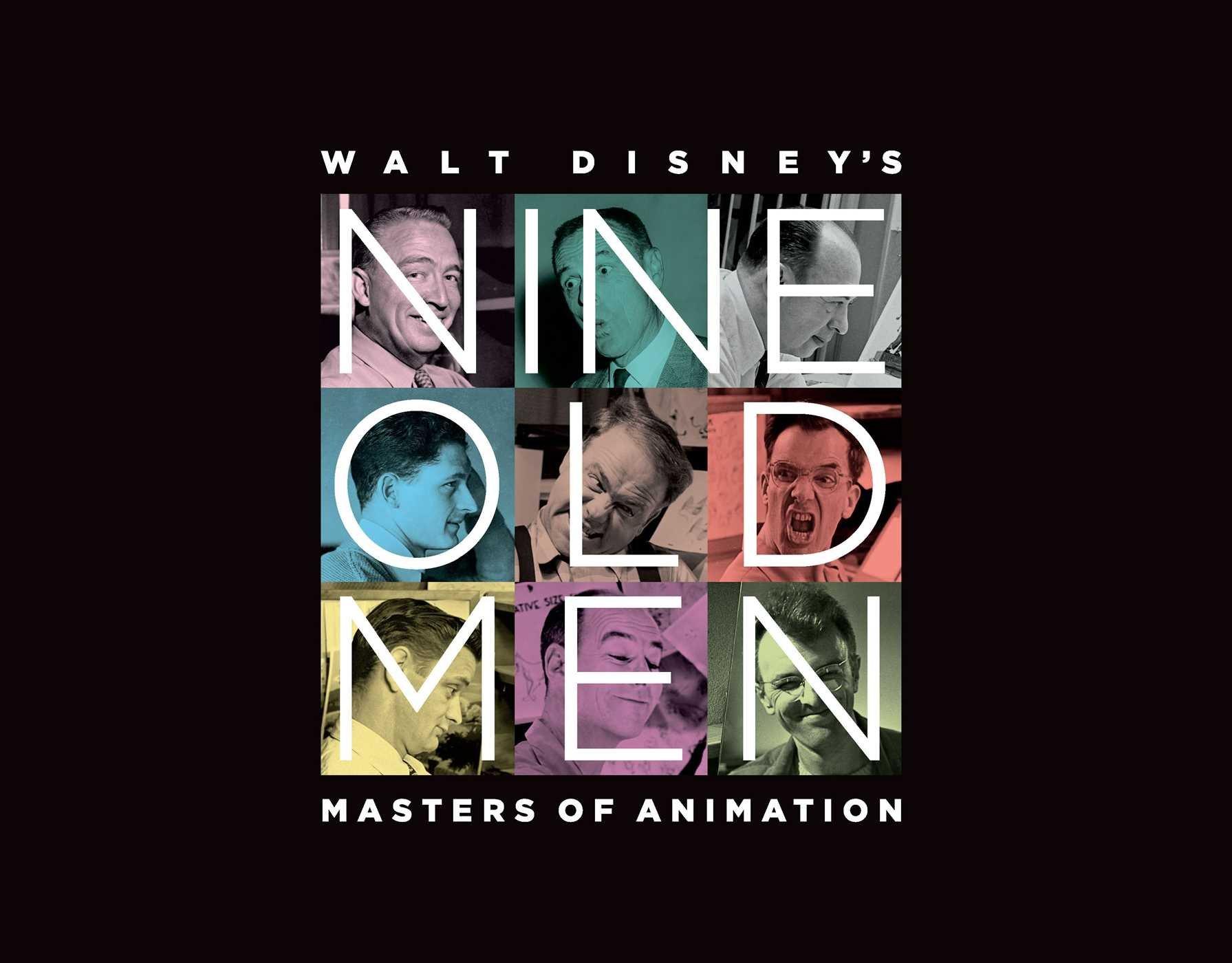 Amazon Com Walt Disney S Nine Old Men Masters Of Animation