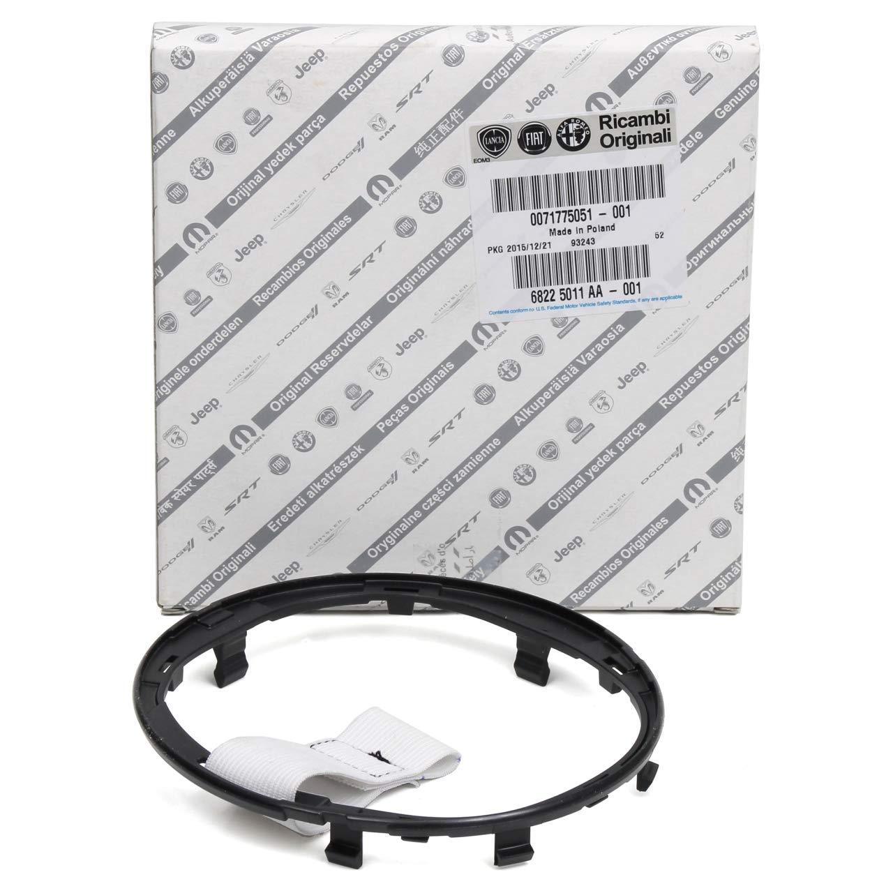 Genuine/Fiat 500/e/500C/Gear/Lever/Ghetta/anelloSurround/-/71.775.051