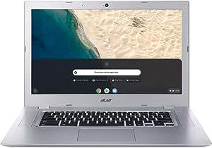 "Acer Chromebook 315, AMD Dual-Core A4-9120C Processor, 15.6"" HD, AMD Radeon R4 Graphics, 4GB DDR4, 32GB eMMC, Google Chrome, CB315-2H-25TX"