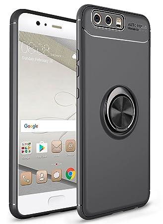 Funda Silicona Huawei P10 Plus, Soporte silicona Carcasa ...