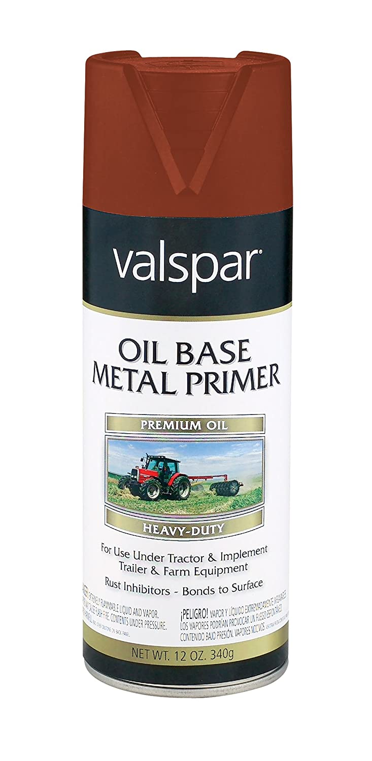 Hardener 8 oz pack of 6 automotive parts and accessories - Amazon Com Valspar 5339 23 6pk Red Oxide Metallic Tractor And Implement Spray Primer 12 Oz Pack Of 6 Automotive