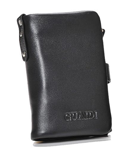 e419dabb9400 Amazon | V&W キーケース 本革 小銭入れ カード スマートキー 収納可能 6 ...