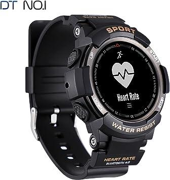SoloKing F6 reloj deportivo con multi Modos Deportivos, ip68 50m ...