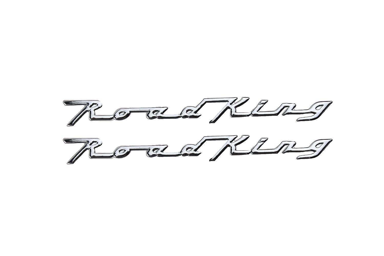 PRO-KODASKIN FLHR Road King 110th Anniversary FLHRC Road King Classic 105th Anniversary HRS Road King Custom Screamin Eagle CVO Side Package and Fender Emblem Sticker Decals