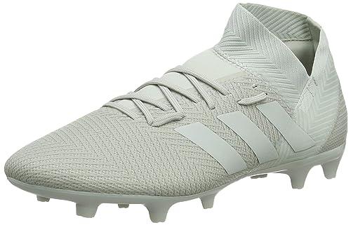 adidas Nemeziz 18.3 FG, Botas de fútbol para Hombre: Amazon.es: Zapatos y complementos