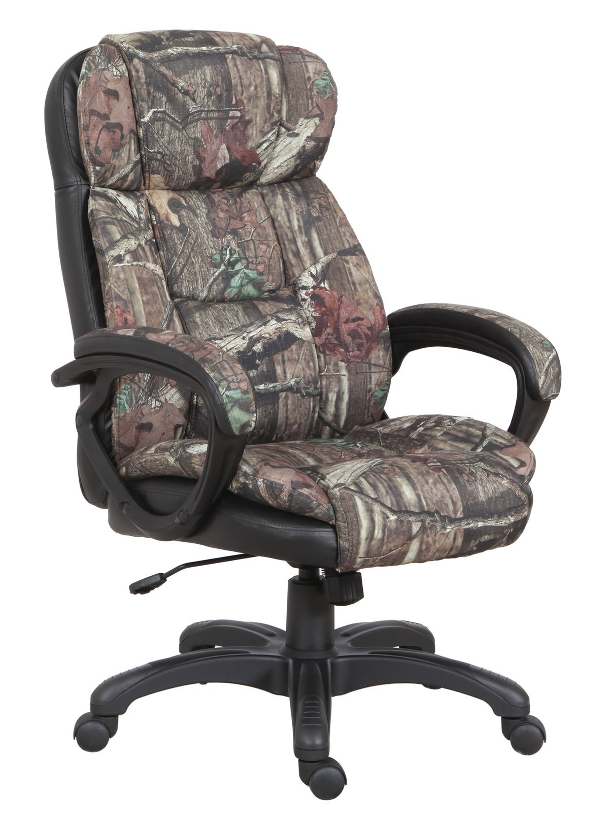 Office Stor Executive Style Chair, Mossy Oak by Office Stor