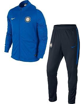 Nike - Chándal de niños Inter Milan 2015-2016: Amazon.es: Deportes ...