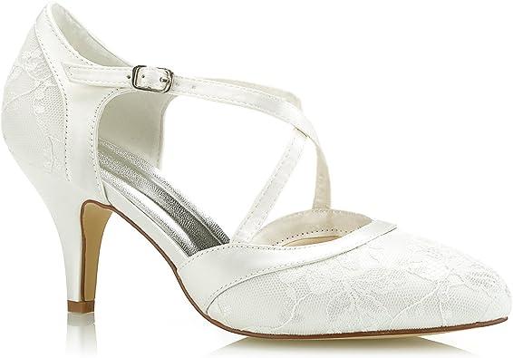 chaussures femme mariage talon 5 cm