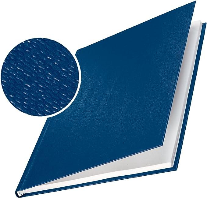 OFFICE PRODUCTS 20232515-11 Deckbl/ätter zum Binden Karton 100 St/ück 250 g//qm gl/änzend A4 dunkelblau
