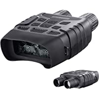 Night Vision Binoculars High Power Digital Binoculars with Night Vision Infrared Spy Gear for Hunting and Surveillance…