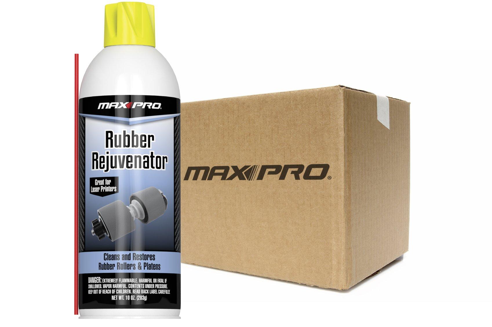 Max-Pro RR-002-145-12PK Rubber Rejuvenator - 10 oz., (Pack of 12)