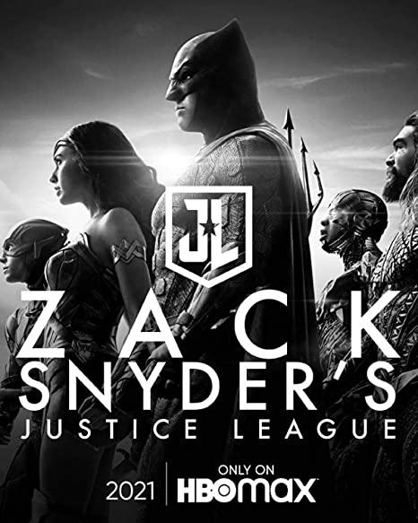 Justice Is Gray Poster