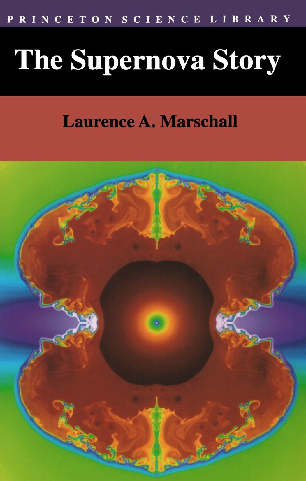 the supernova story princeton science library