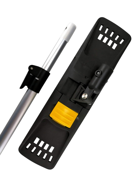 Teleskopstiel Alustiel Bodenwischer SET Mopphalter Klapphalter 40 cm /& 50 cm