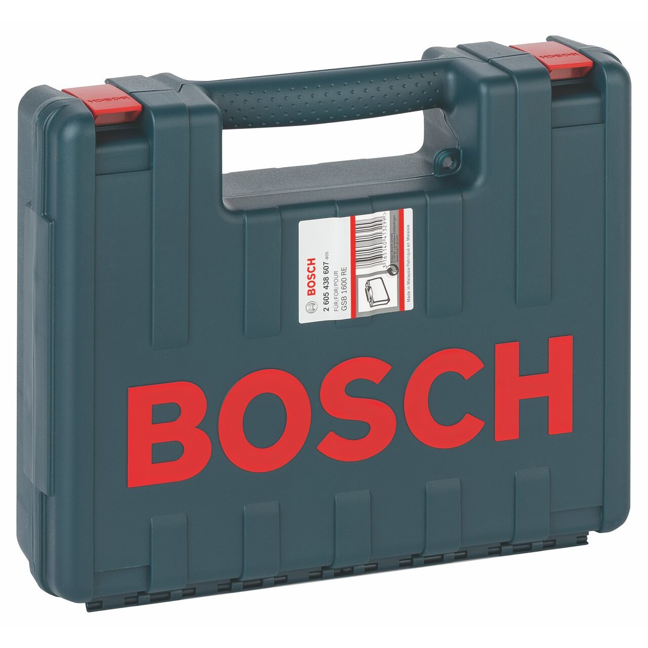Bosch 2 605 438 607 - Maletín de transporte, 350 x 294 x 105 mm