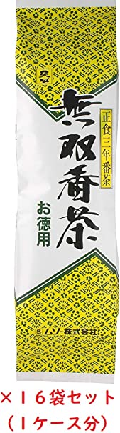 ムソー 無双番茶・徳用 450g×16袋