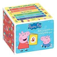 Peppa Pig - Ma première bibliothèque NED
