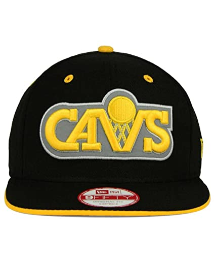 106a2e03980 Image Unavailable. Image not available for. Color  Cleveland Cavaliers New  Era NBA HWC Reflipper 9FIFTY Snapback Cap
