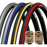 MICHELIN Pro 4 Endurance - Road / Cyclo Cross / Race Cycle Bike Tire - ALL SIZES - Folding - FREE VALVE CAP UPGRADE WORTH $4.99!
