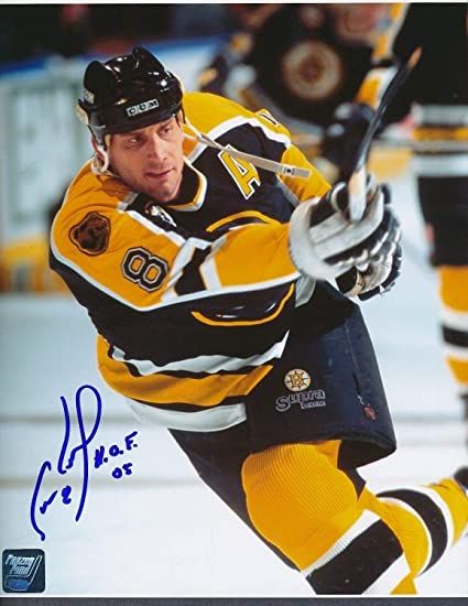 Cam Neely Bruins Hall of Fame 05 Autographed 8x10 Photo Autographed ... 4740fb666