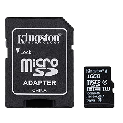 Kingston Clase 10 8 GB 16 GB 32 GB 64 GB MicroSD TF Tarjeta ...