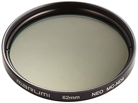 MARUMI MULTI COATED ND4 FILTER 58 MM Filters