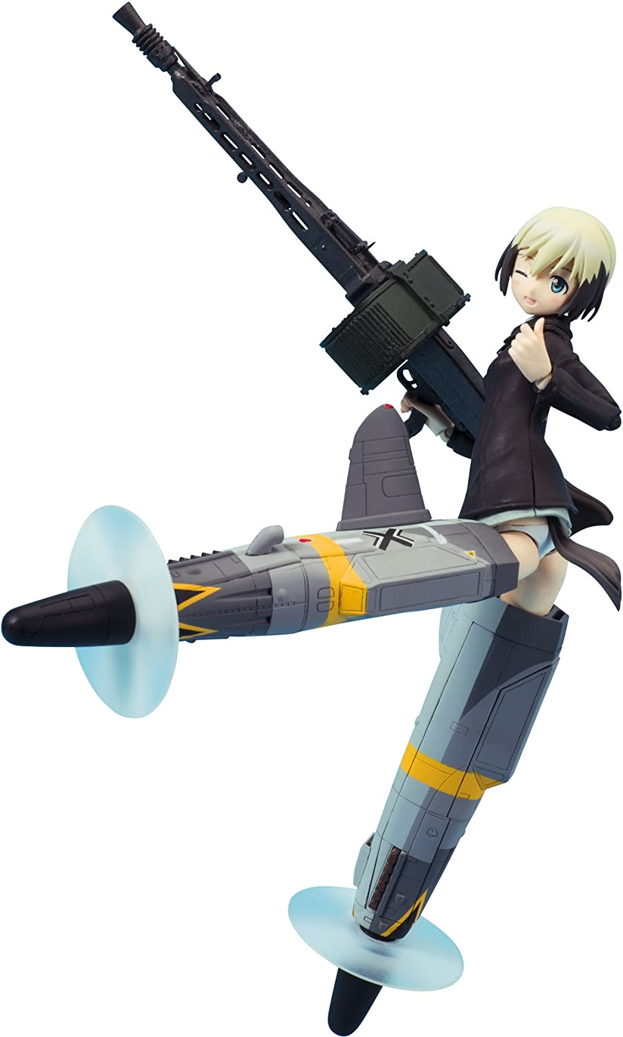 Armor Girls Project Bluefin Distribution Toys 77953 Bandai Tamashii Nations Erica Hartmann Strike Witches 2