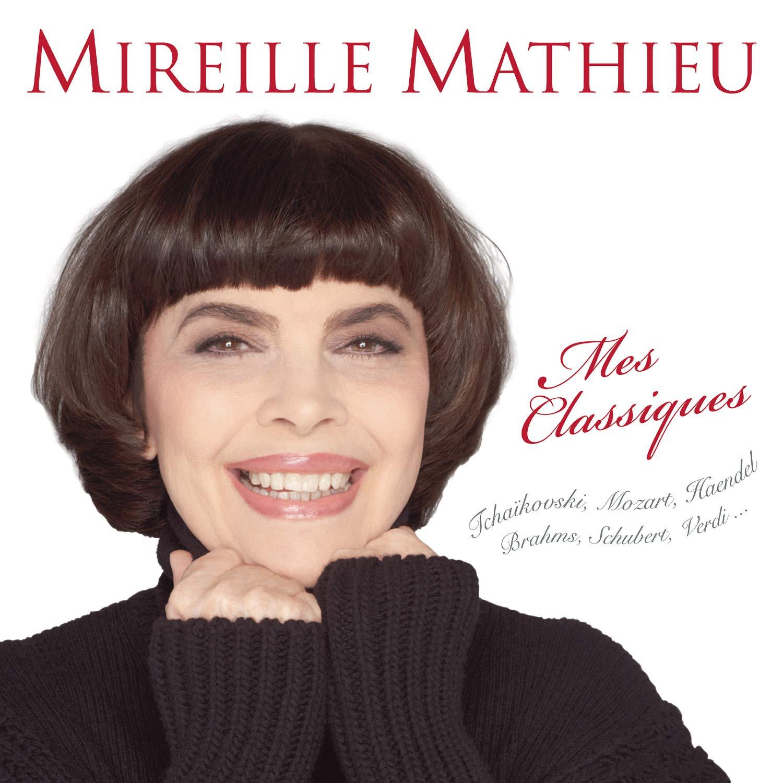 CD : Mireille Mathieu - Mes Classiques (Canada - Import)