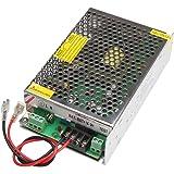 DROK® AC 110V-240V interruttore di alimentazione con interfaccia batteria, AC-DC 10A Backup Power Source Uninterruptible Power UPS Supply, ricarica Dispositivo con Over-scarico Protezione Cmopatible per batterie al piombo-acido
