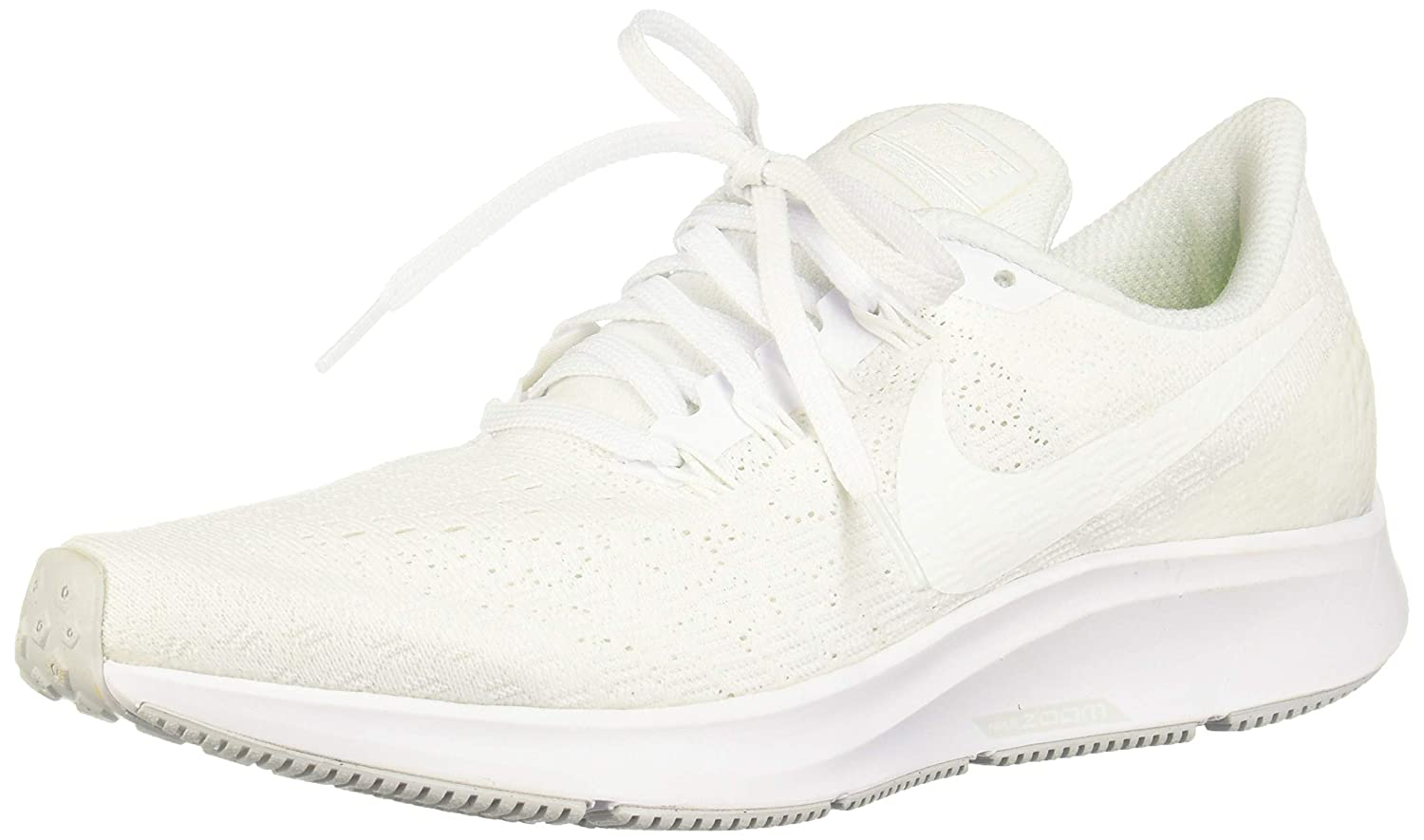 White Summit White-pure Platinum Nike Women's Air Zoom Pegasus 35 Running shoes