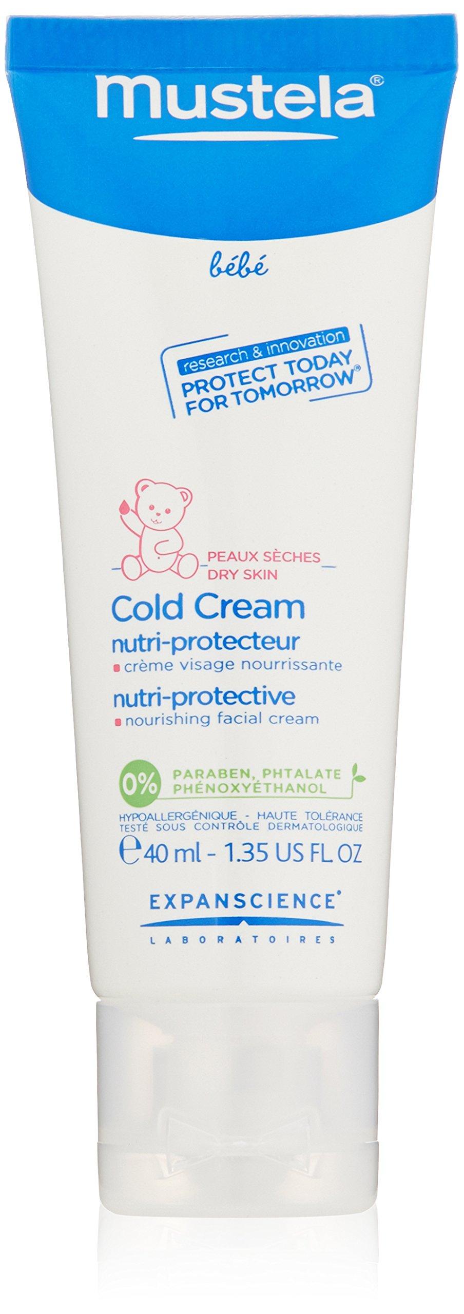 Mustela Cold Cream Nutri-protective - 1.35 US fl oz