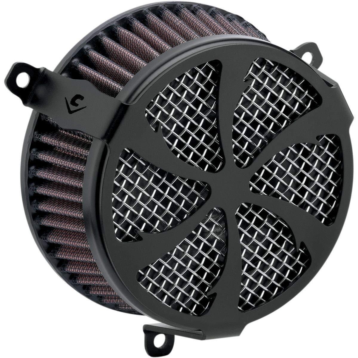 Cobra Air Cleaner Kit - Swept (Black) for 14-20 Yamaha Bolt