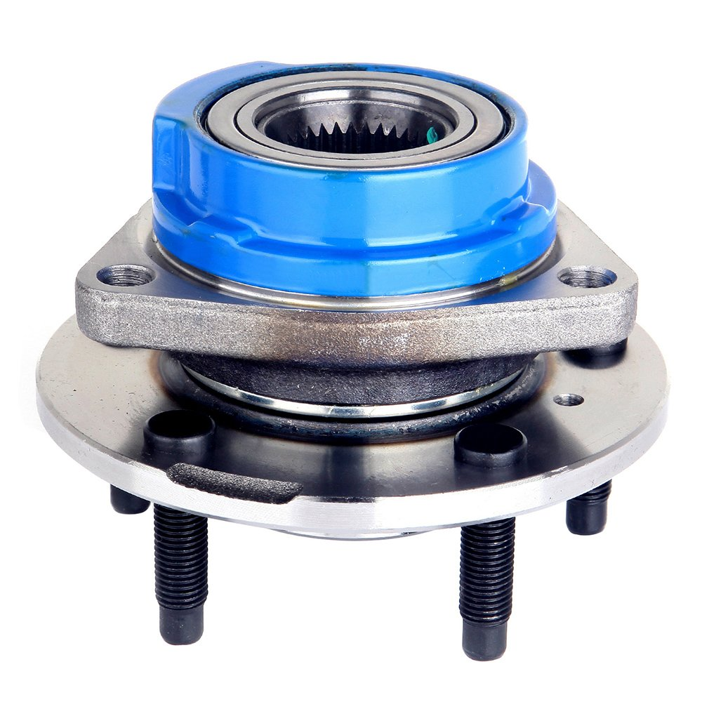 ECCPP Wheel Hub and Bearing Assembly Front 5 Lugs for Chevy Pontiac Buick 2003-2008 513203