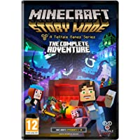 Minecraft Story Mode Complete Adventure (PC DVD)