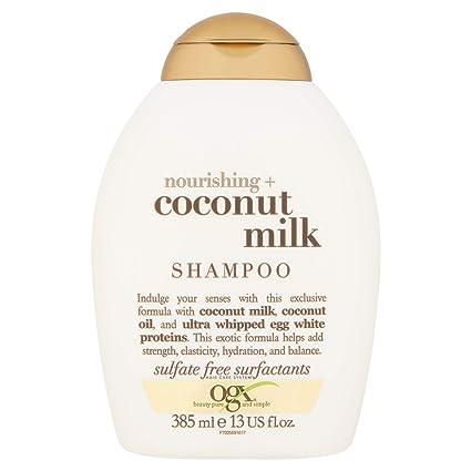 OGX Champú con Leche de Coco - 385 ml
