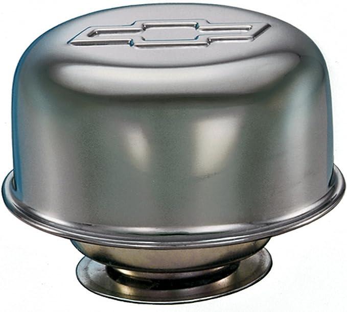 Chrome Twist-on Air Breather Cap Chevy