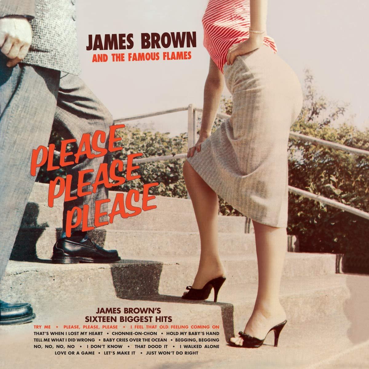 Vinilo : James Brown - Please Please Please (180 Gram Vinyl, Colored Vinyl, Limited Edition, Bonus Track, Remastered)