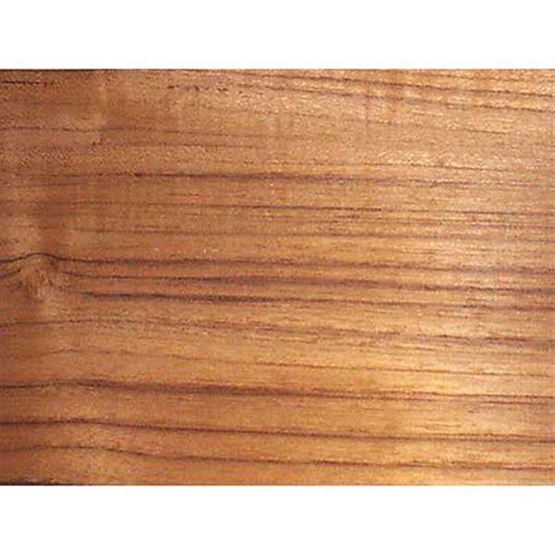 """Teak 2"""" x 25 Edging Wood Veneer Edge Banding Amazon"""