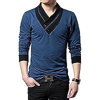 VESCOR Premium Mens t Shirt by 100% Combed Cotton Fabric |