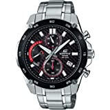 Casio Edifice Analog Black Dial Men's Watch - ED473 (EFR-557CDB-1AVUDF)