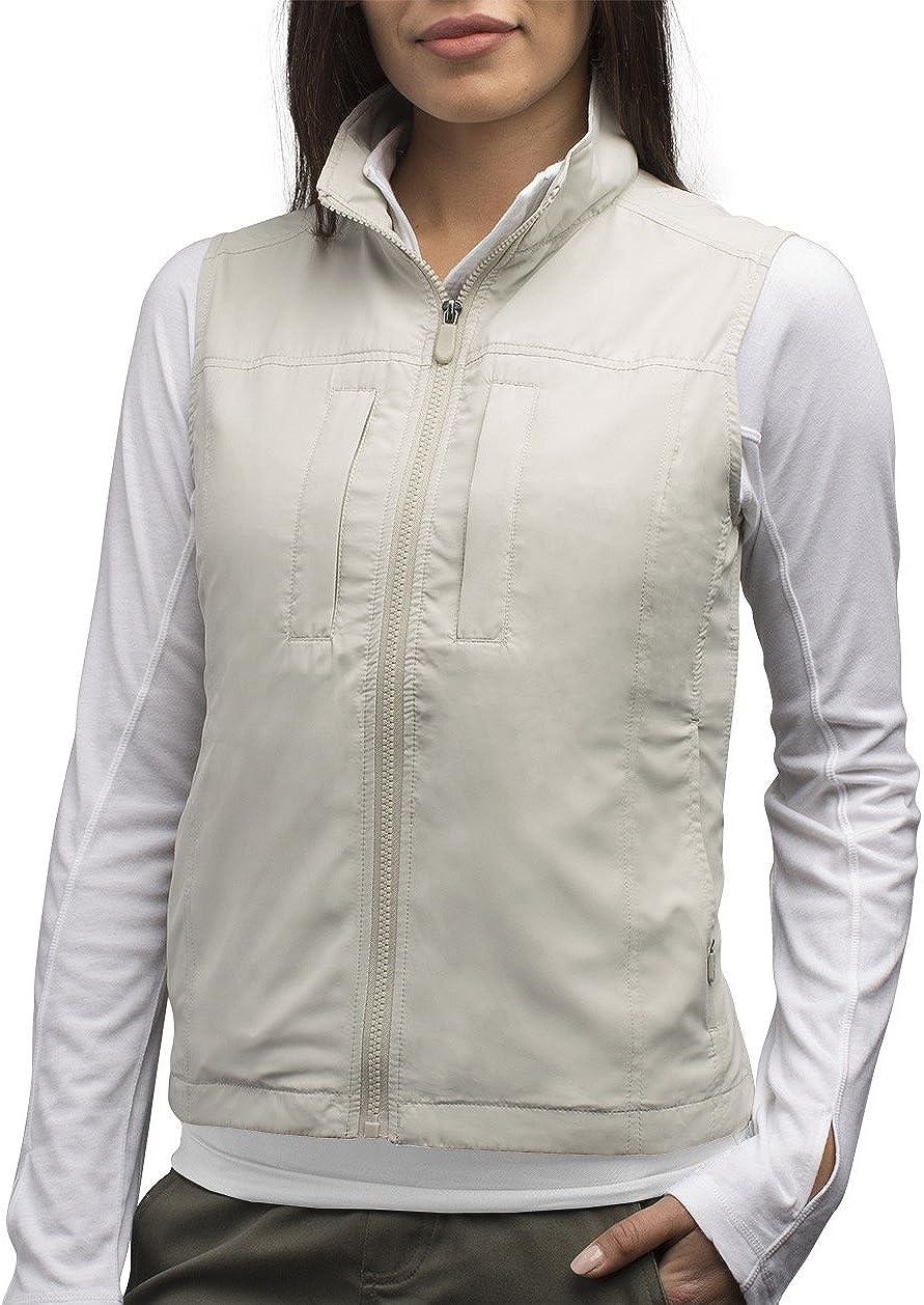 SCOTTeVEST Featherweight for Women - Lightweight Travel Vest - Safari Vest