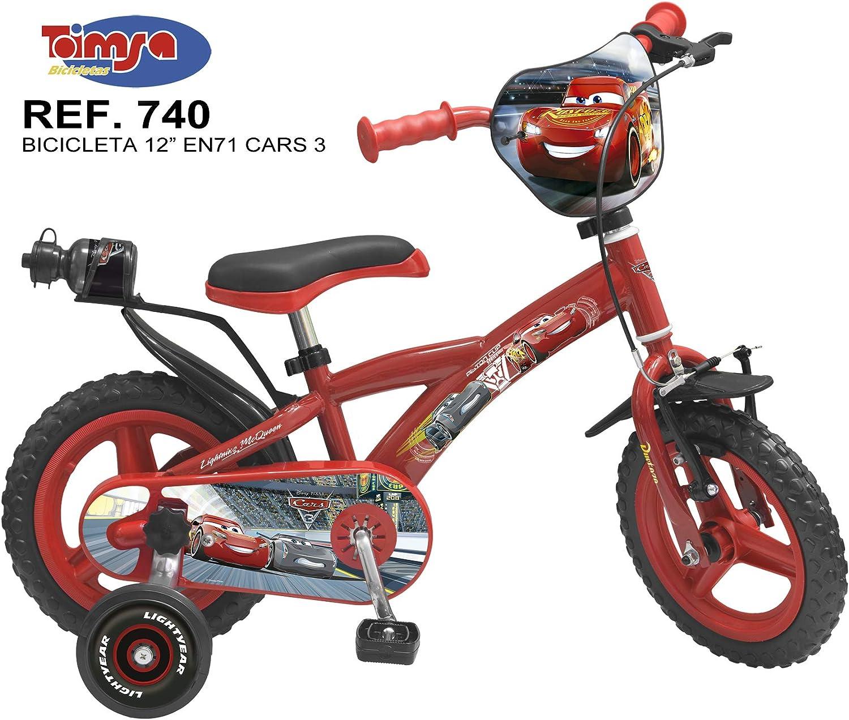 Toim Sa - Bicicleta para niños - Cars 3-12