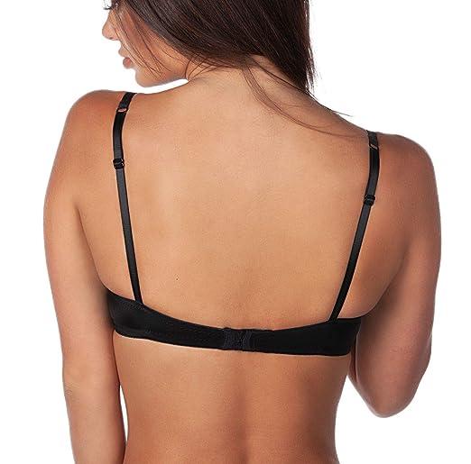 ca631bb05f Panache Atlantis Solution Push Up Padded Smooth T-Shirt Bra 5941 at Amazon  Women s Clothing store