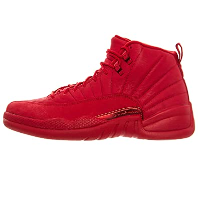 online store 63024 83782 Image Unavailable. Image not available for. Color  Nike Mens Air Jordan 12  Retro Basketball Shoe ...