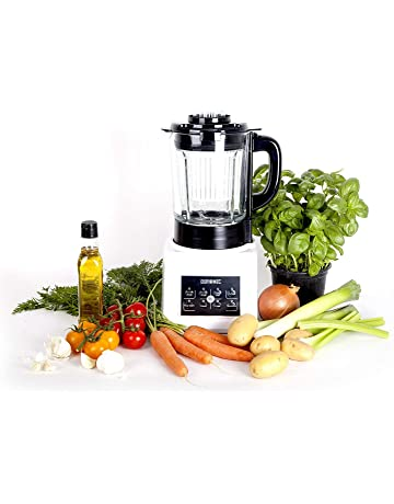 Duronic BL91 Batidora de Vaso Americana para Sopas Máquina para Sopas Eléctrica Robot Cocina con Vaso