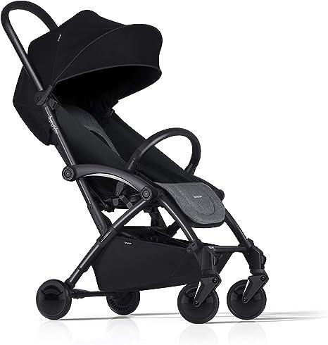 Opinión sobre Bumprider Connect 2 - Silla de paseo con estructura de color negro y gris