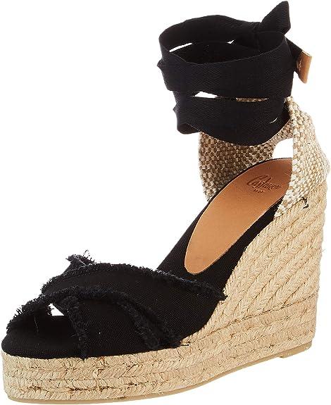 Bluma/8ed/001 Espadrille Wedge Sandals